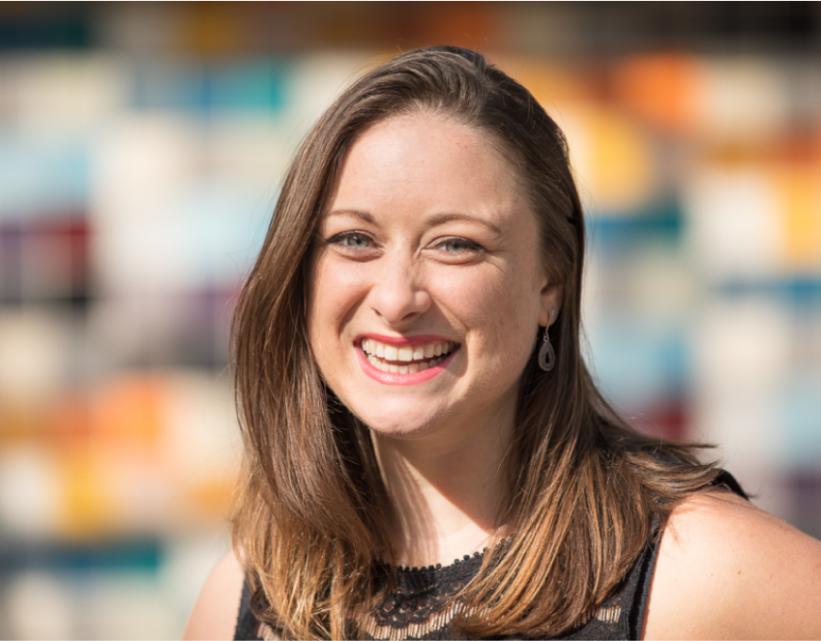 Nicole Hudson Smiling Headshot