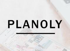 Planoly logo